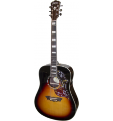 Washburn WD220S Antique Tobacco Sunburst
