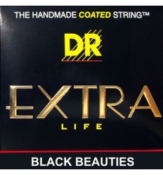 DR EXTRA-Life Electric: Black Beauties BKE-10 Medium