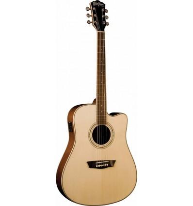 Washburn WCD18CE Natural elektro-akustična gitara