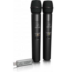 Behringer Ultralink ULM202USB bežični mikrofoni