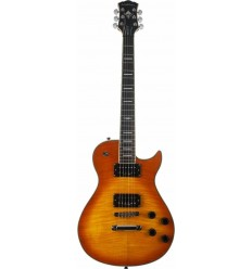 Washburn WINDLXF Flame Honeyburst