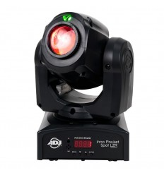 American DJ Inno Pocket Spot LZR LED moving head + laser