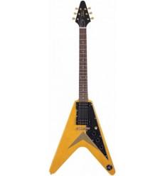Tokai FV48 Flying V Vintage Natural električna gitara