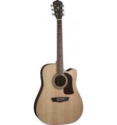 Washburn HD10SCE Natural elektro-akustična gitara