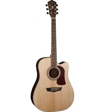 Washburn HD20SCE Natural elektro-akustična gitara