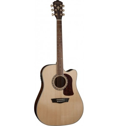 Washburn HD30SCE Natural elektro-akustična gitara