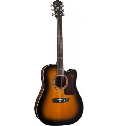 Washburn HD10SCE Tobacco Burst elektro-akustična gitara
