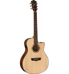 Washburn WLO10SCE Natural elektro-akustična gitara