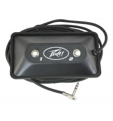 Peavey Multi-purpose 2-button foot controller