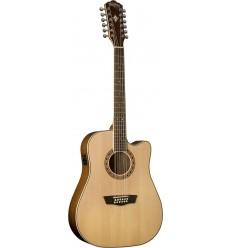 Washburn WD10SCE12 Natural 12-žičana elektro-akustična gitara