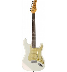 Jay Turser JT-300V White električna gitara