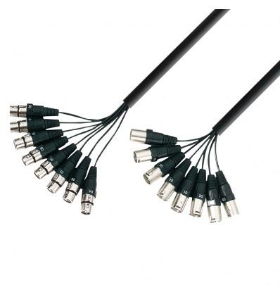 Adam Hall Cables K3 L8 MF 0500 Multicore