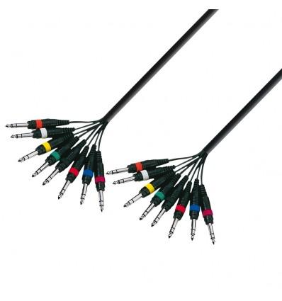 Adam Hall Cables K3 L8 VV 0500 Multicore
