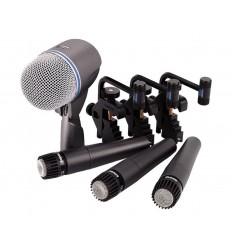 Shure DMK57-52 set mikrofona za bubnjeve