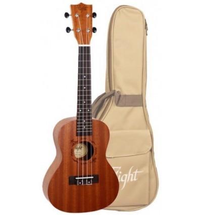 Flight NUC310 Concert ukulele s torbom