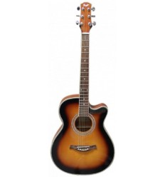 Flight F-230 SB akustična gitara paket