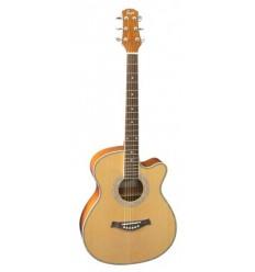 Flight F-230 NA akustična gitara paket