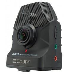 Zoom Q2n video camera