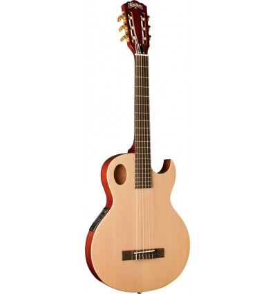 Washburn EACT42S Natural ozvučena klasična gitara