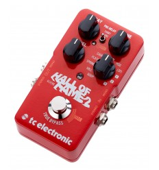 TC Electronic Hall of Fame 2 Reverb pedala
