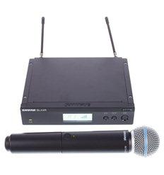 Shure BLX24R/Beta58 S8 bežični mikrofon