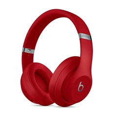 Beats Studio3 Wireless Over-Ear Headphones - Red