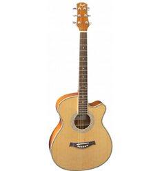 Flight F-230CEQ NA elektro akustična gitara