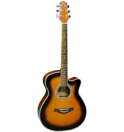 Flight F-230CEQ SB elektro akustična gitara