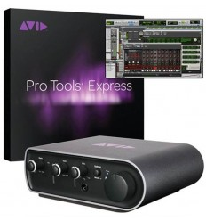 AVID (Digidesign) Mbox3 with Pro Tools Express